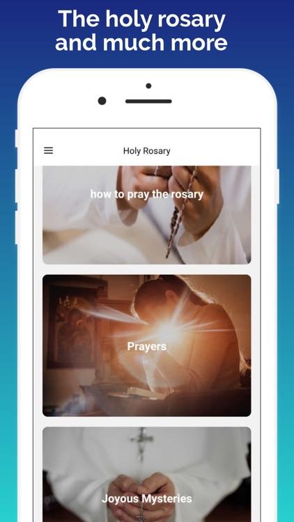 The Rosary app Catholic Rosary