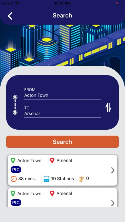 London Tube - Map Pro screenshot-5