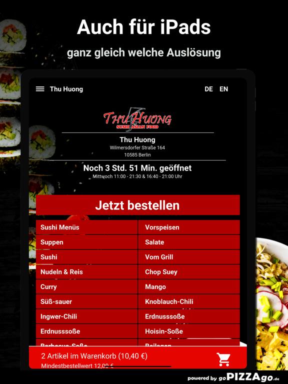 Thu Huong Berlin screenshot 7