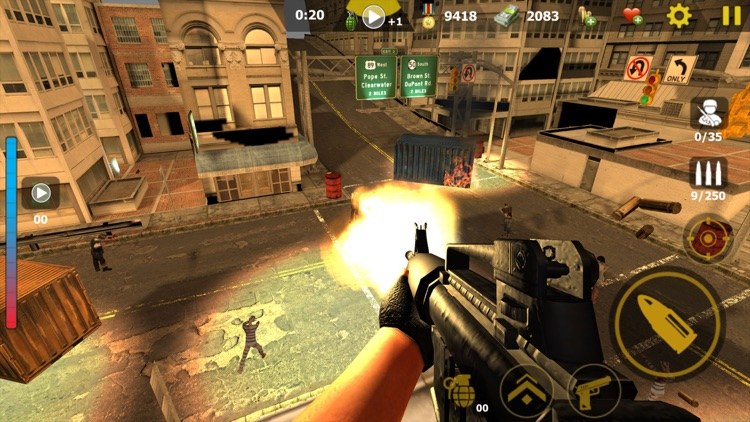 Call Of Mini: Zombie Games