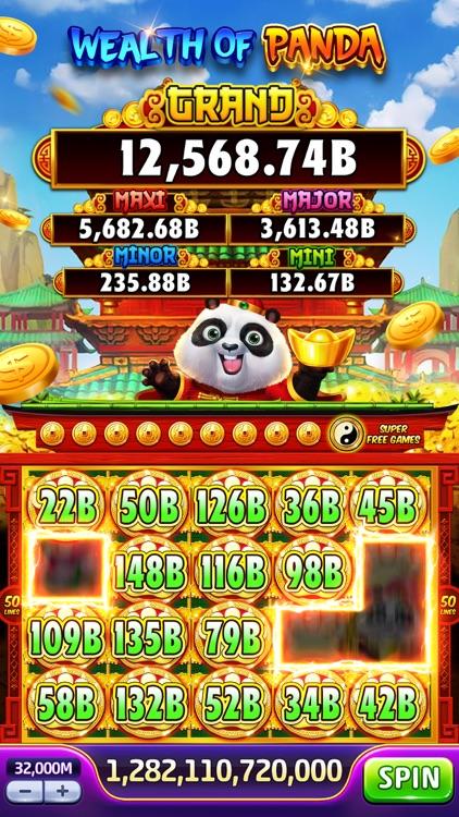 Jackpot World™ - Casino Slots screenshot-6