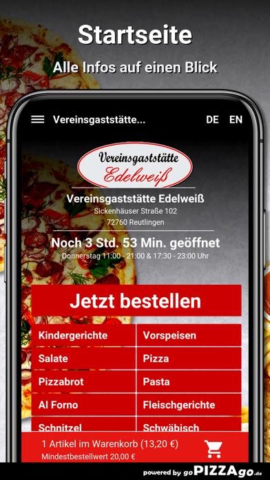 Edelweiß Reutlingen screenshot 2