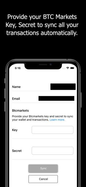 btc markets mobile app