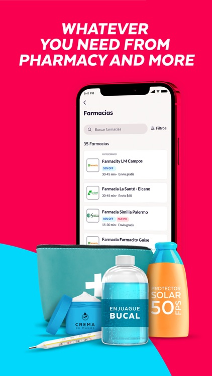 PedidosYa - Delivery App screenshot-3