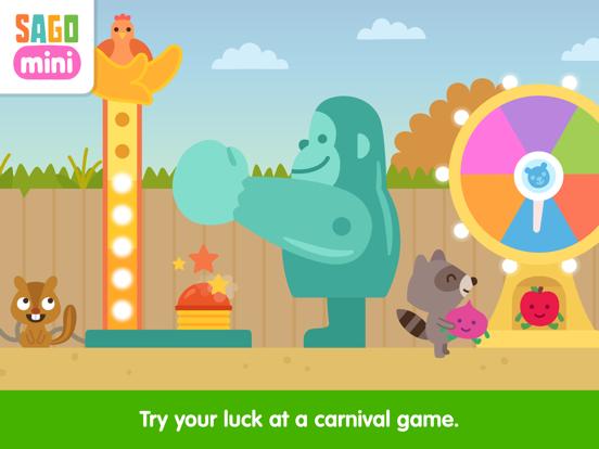 Sago Mini Fun Fair screenshot 9