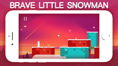 Brave little Snowman screenshot 4