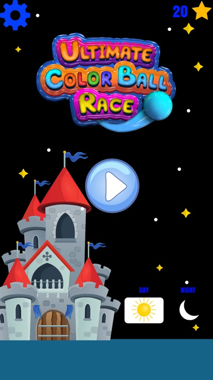 Ultimate Color Ball Race