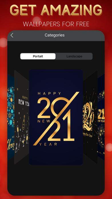 点击获取New Year Wallpapers 2021