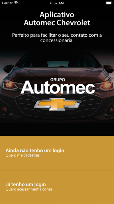 Automec Chevrolet screenshot 1