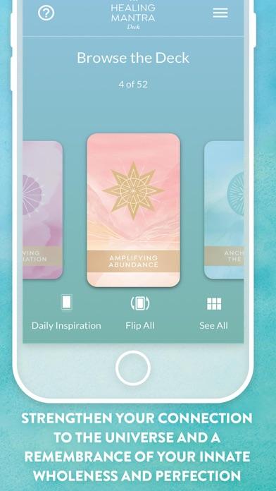 The Healing Mantra Deck screenshot 3