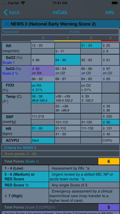 MediCalc® screenshot-4