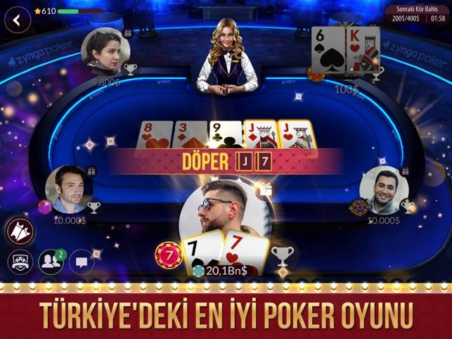 Zynga-Chips Poker 125 B
