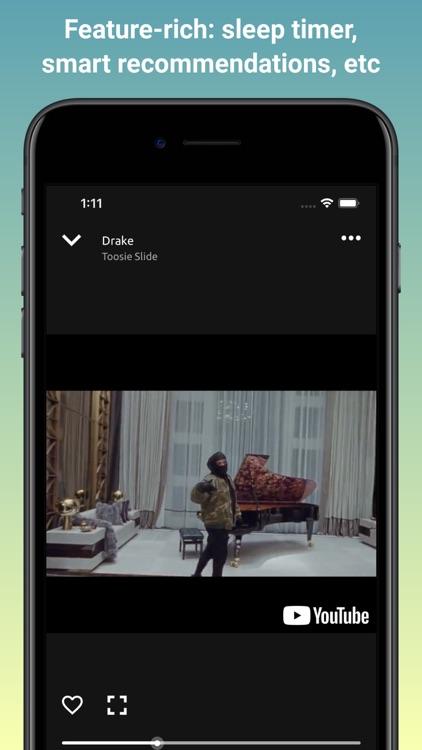 Online Music & Video Player screenshot-5