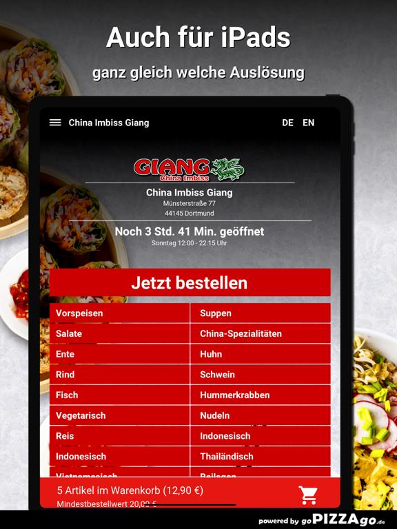 China Imbiss Giang Dortmund screenshot 7