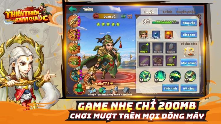 Thiên Thiên Tam Quốc screenshot-8