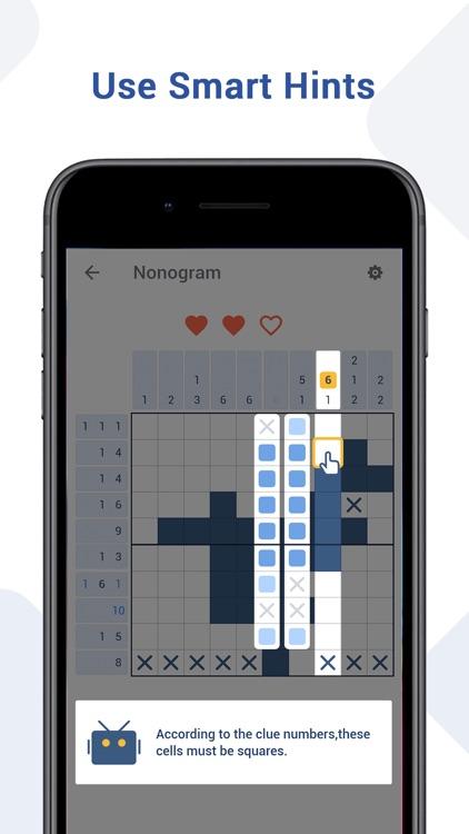 Nonogram - Brain Puzzle Game screenshot-6