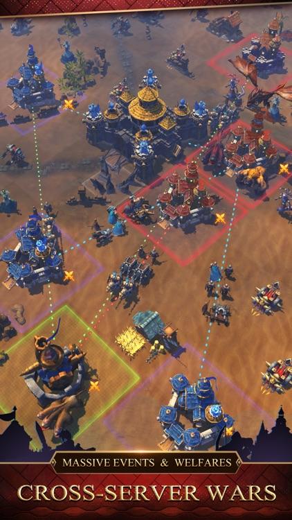 Alliance At War screenshot-3