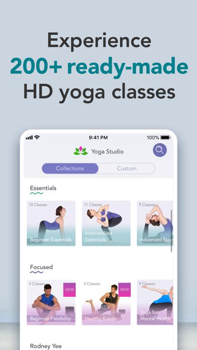 Yoga Studio: Poses & Classesのおすすめ画像3
