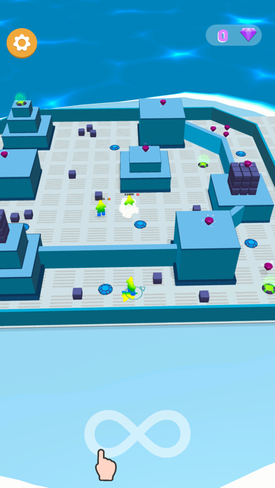 Blobs & Mice screenshot 1