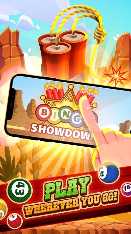 Bingo Showdown -> Bingo Live! screenshot-0