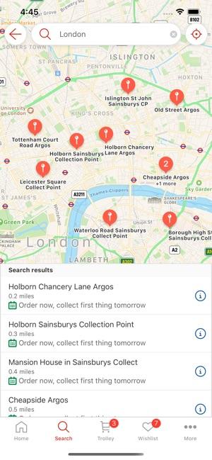 Argos On The App Store