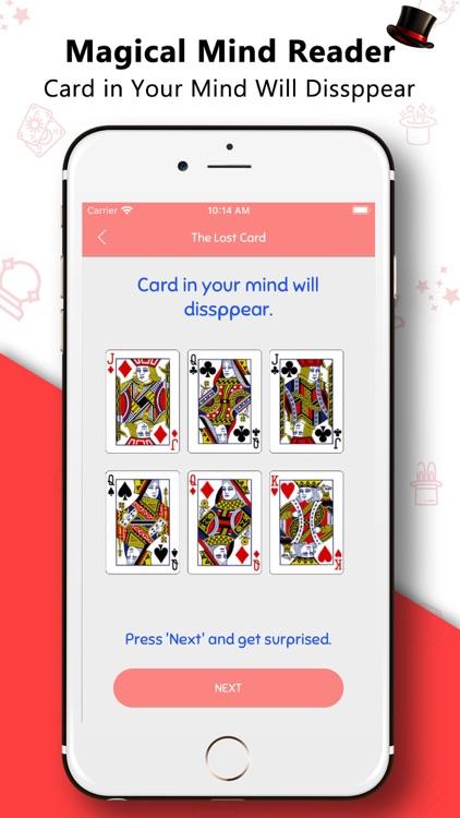 Magical Mind Reader screenshot-3