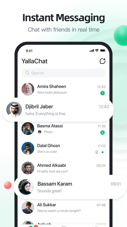 YallaChat