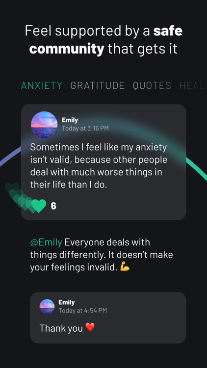 Sanvello: Anxiety & Depression screenshot-4