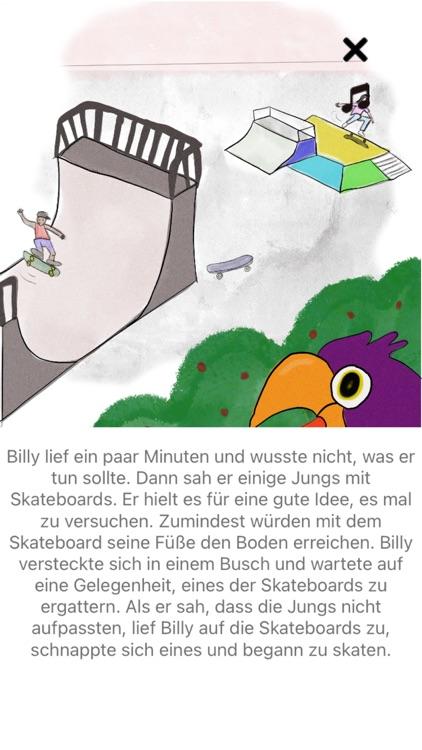 Billy's Bookbytes: kids story screenshot-3