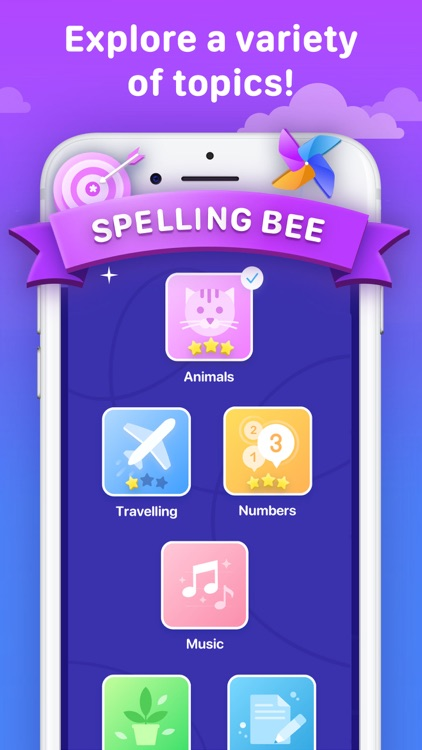 Spelling Bee: English Words