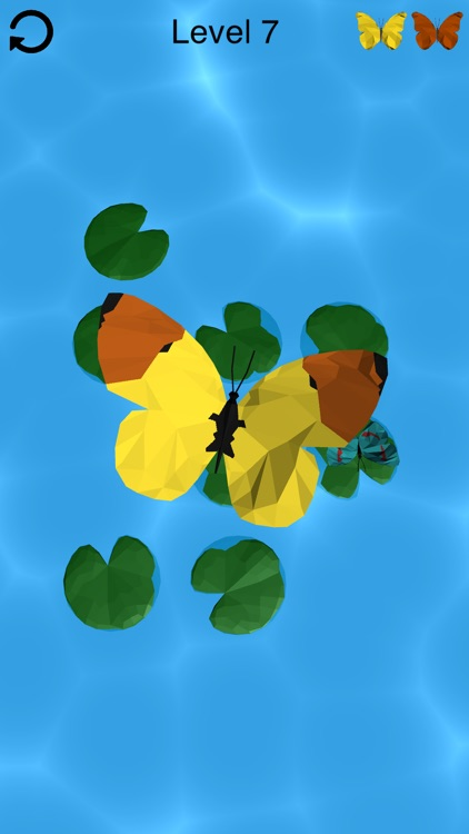 Butterfly Garden 3D screenshot-6