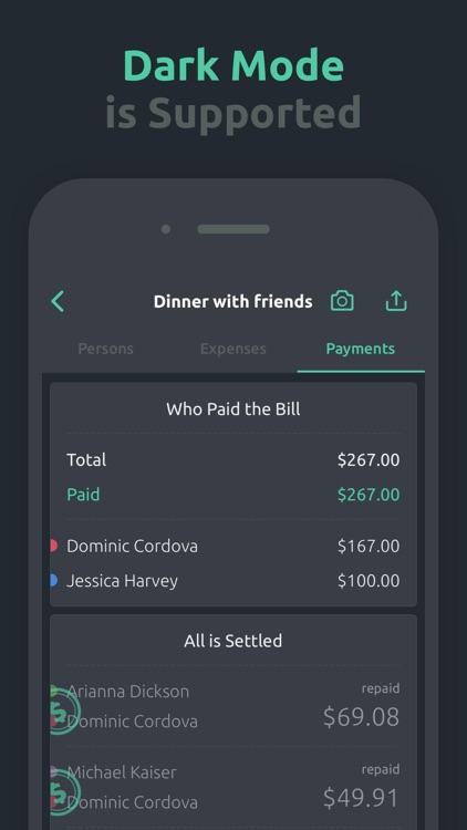 Fairsplit: Split the Bill screenshot-4