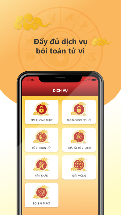点击获取LiMo - Lịch âm, Tử Vi 2020