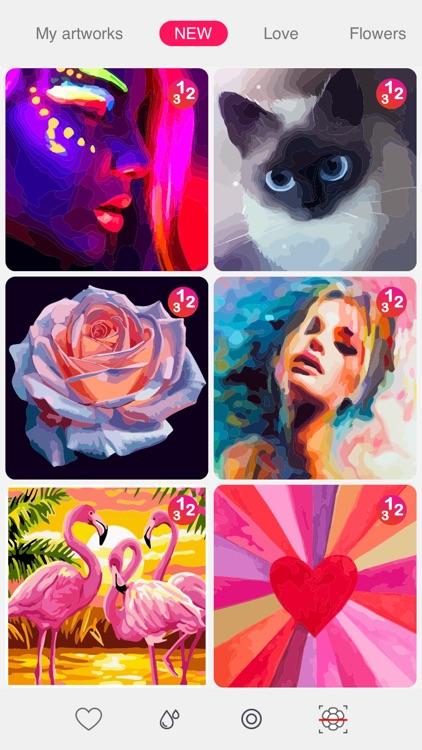 CREATIFY - Art Coloring Game
