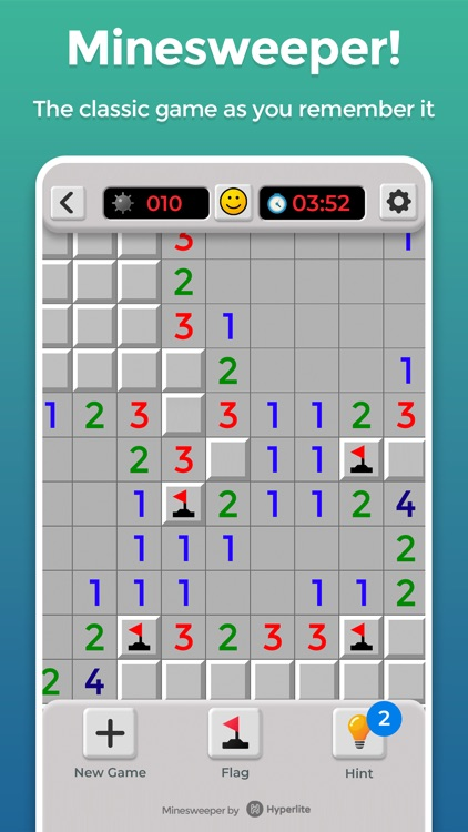 Minesweeper ▦ Puzzle Game screenshot-0