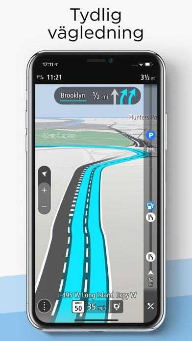 TomTom GO Navigation på PC
