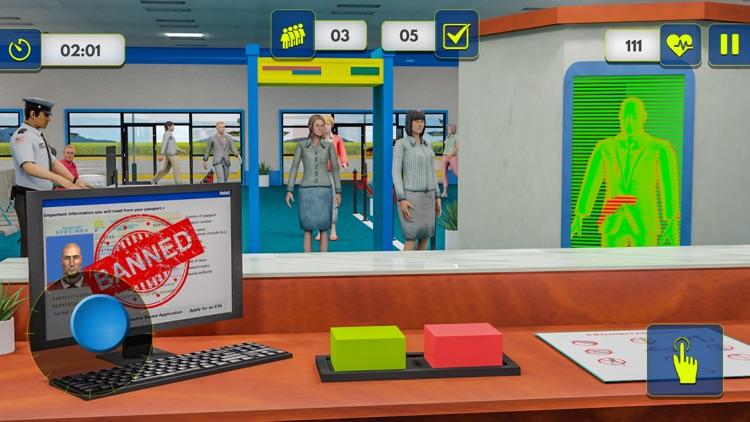 Border Patrol Airport Security screenshot-0