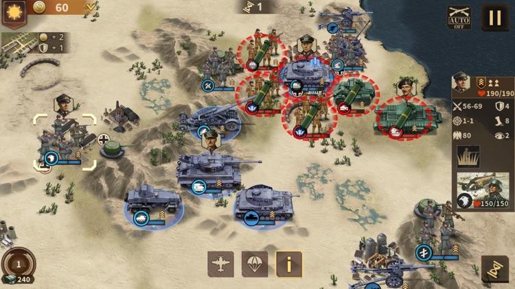 Glory of Generals 3: WW2 screenshot-6
