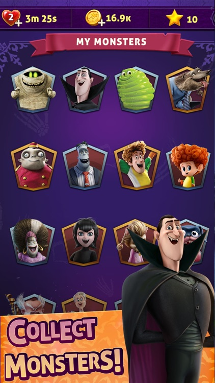 Hotel Transylvania Blast Game screenshot-0