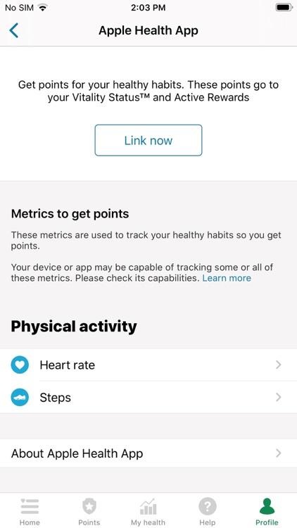 Manulife Vitality Grp Benefits screenshot-5