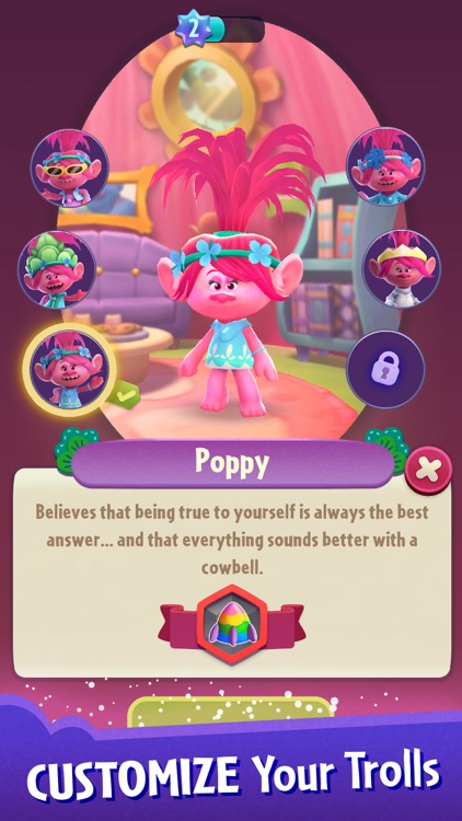 DreamWorks Trolls Pop  screenshot-3