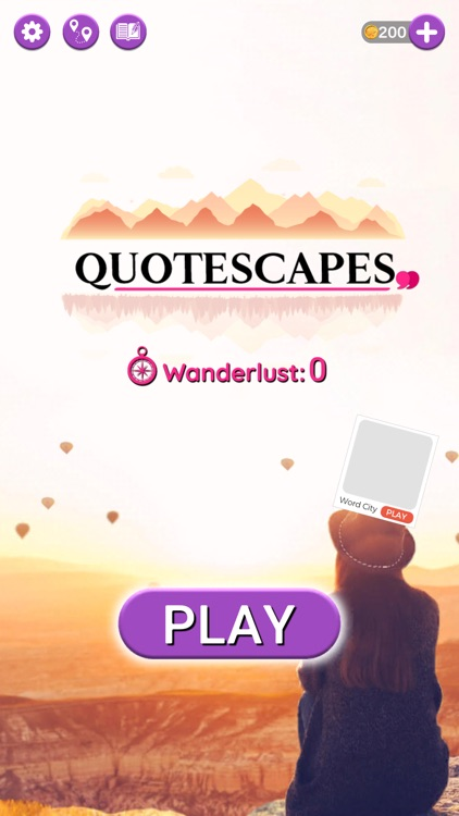 Quotescapes: Word Game screenshot-7