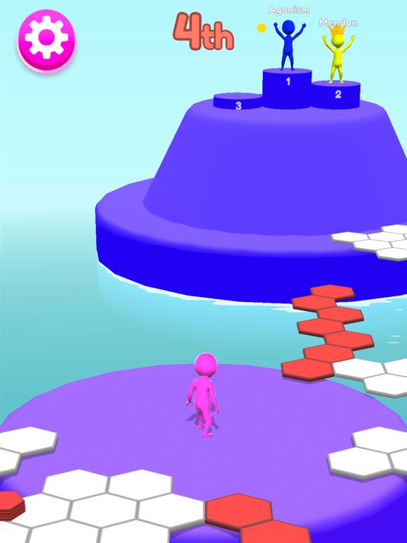 Hexagon Run 3D screenshot 10