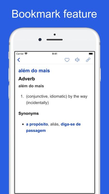 Portuguese Idioms and Proverbs screenshot-6