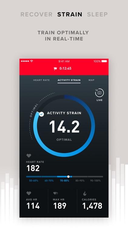 WHOOP Performance Optimization screenshot-4