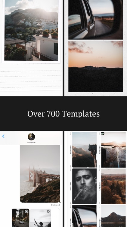 Storyluxe: Templates & Collage screenshot-6