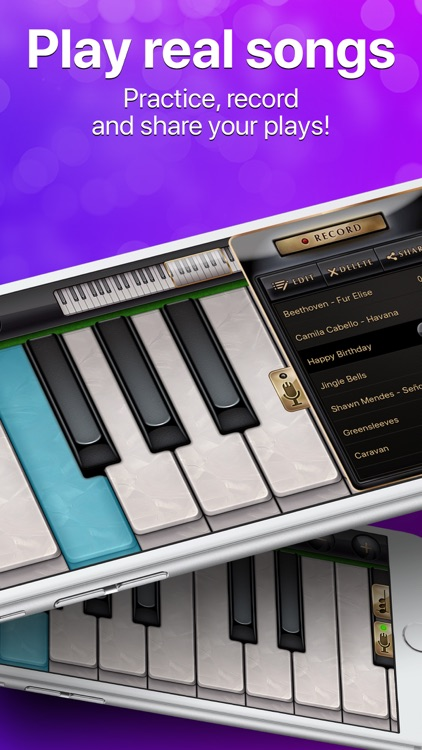 Piano - Lessons & Tiles Games screenshot-3