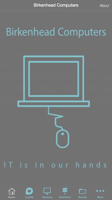 Birkenhead Computers Screenshot