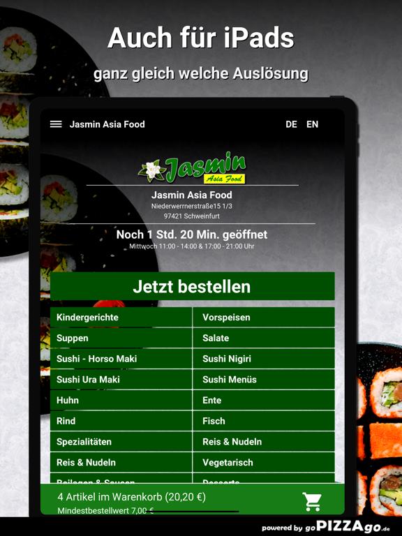 Jasmin Asia Food Schweinfurt screenshot 8