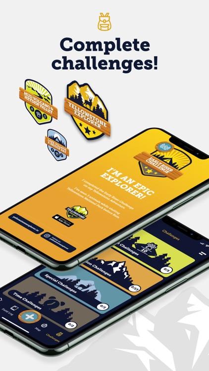 Yellowstone Explorer -Track It screenshot-5